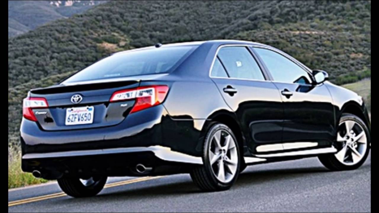 2017-2018 Toyota Camry NEw ~ Redesign, Release date, REviews - YouTube