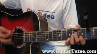 Lady Antebellum - Need You Now, by www.GuitarTutee.com