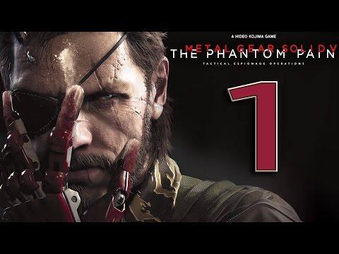 METAL GEAR SOLID V: THE PHANTOM PAIN [Walkthrough ITA - PARTE 1] - PROLOGO