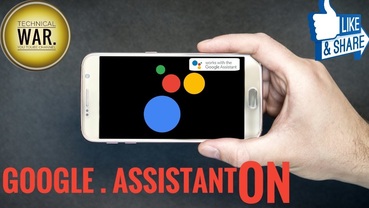 How To Download And On Googel Assistant Youtube