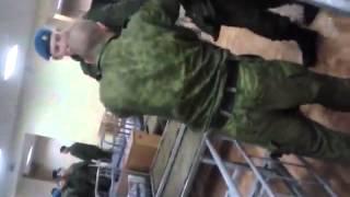 Дедовщина (садизм) в армии России! Апрель 2015 год!