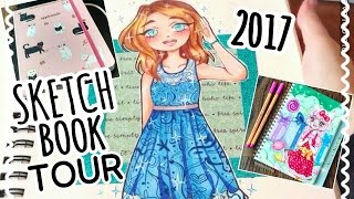 2017 SKETCHBOOK TOUR
