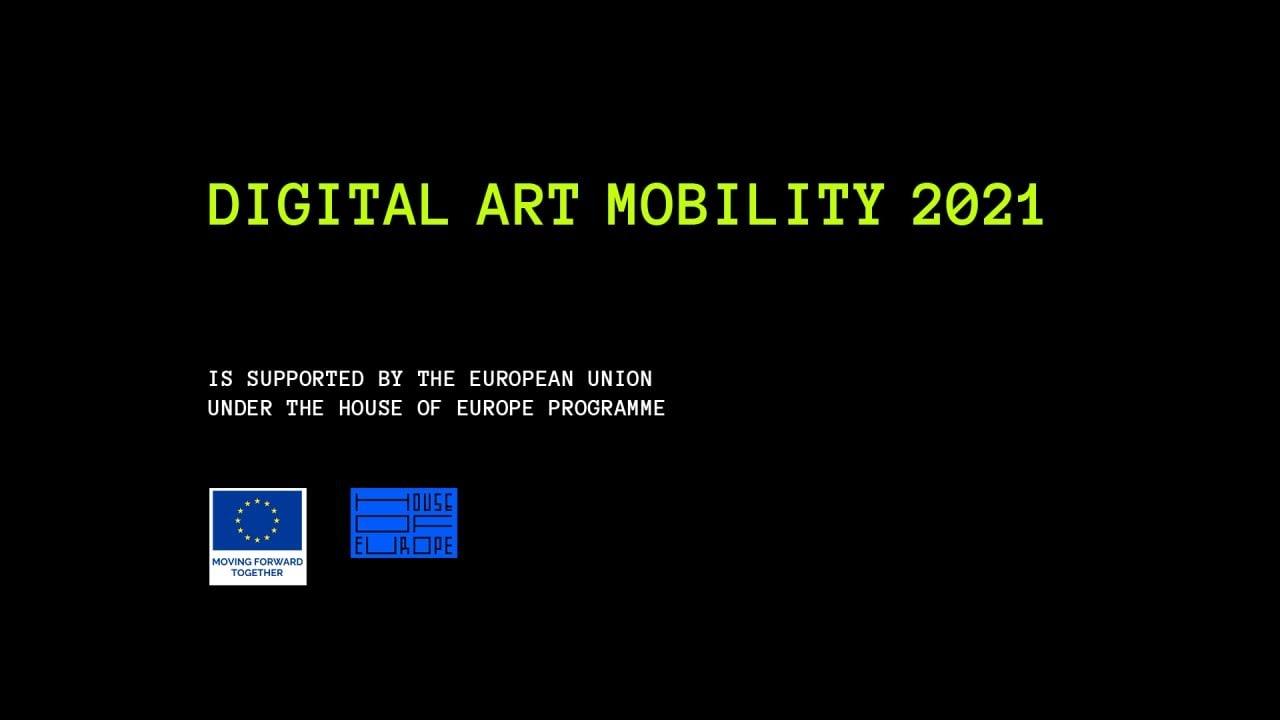 Digital Art Mobility Conference 2021/part 2/ukr subtitles