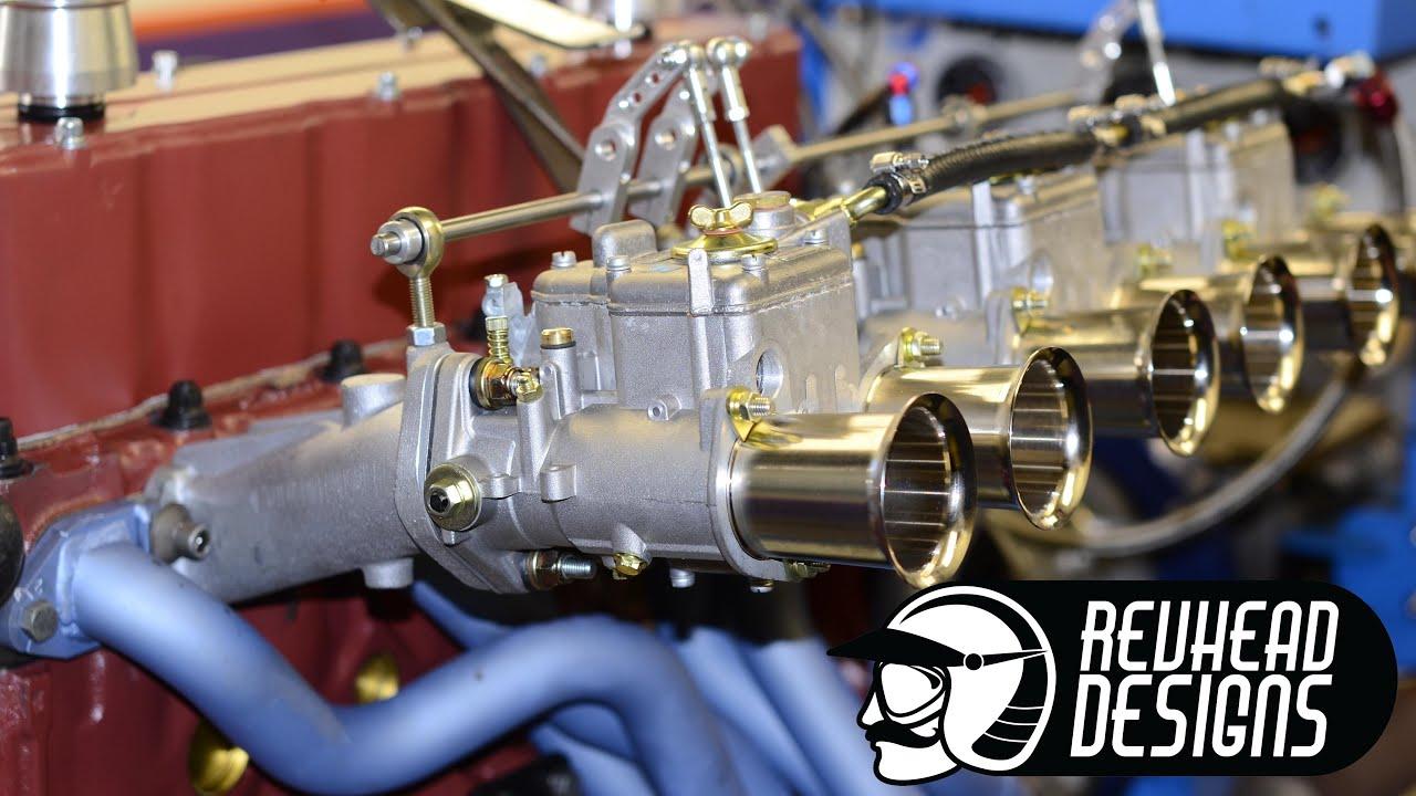 Holden 186 Red Motor - Dyno Run @ Powerhouse Engines
