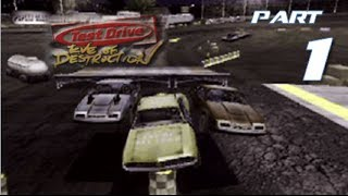 Test Drive: Eve of Destruction | Career Mode Let