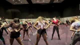 Beyonce - Upgrade U - Choreography by Jordan Casanova @ The In10sive - Fort Wayne, Indiana