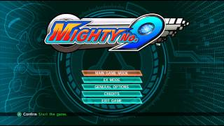 Mighty No 9. GamePlay part 1