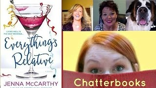 Chatterbooks #3 - Everything's Relative by Jenna McCarthy - YouTube Virtual Book Club