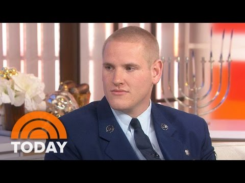 Spencer Stone: France Train Attack Hero Talks Fate, Paris Attacks | TODAY