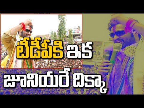 Telugu Desam Party History || Is Jr NTR Next Future Of TDP || Ground Reality