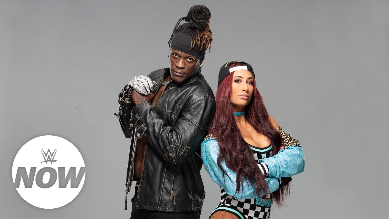 R-Truth & Carmella's dance-filled road to the Mixed Match Challenge Finals: WWE Now