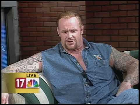 (Very Rare Interview) Larry Pickett interviews WWE Superstar The UnderTaker