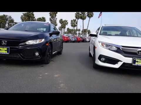 Delightful 2017 Honda Civic Hatchback Vs Civic EX T Sedan  What Civic Should I Buy?