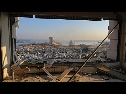 حداد وطني في لبنان غداة انفجار في مرفأ بيروت قتل فيه أكثر من مئة شخص  - نشر قبل 28 دقيقة