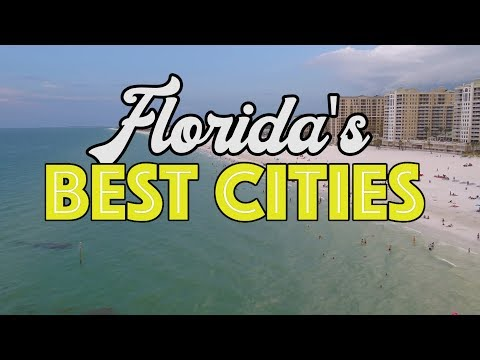 10 BEST PLACES To LIVE In FLORIDA