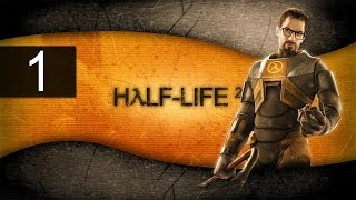 Half Life 2 - Walkthrough - Part 1 - Throwing Cans | DanQ8000