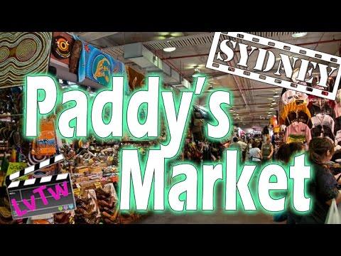Sydney's Paddy's Market