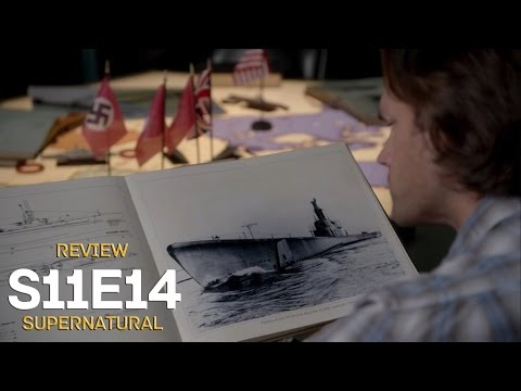 REVIEW S11E14 - The Vessel | SUPERNATURAL [SPOILERS]