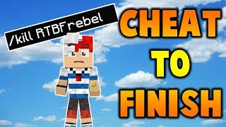 How To Cheat In Minecraft!