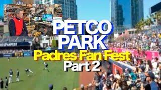 パドレス ファンフェスタ Padres Fan Fest (part 2) #1085