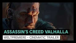 "Assassin's Creed Valhalla: ""Cinematic World Premiere Trailer""  