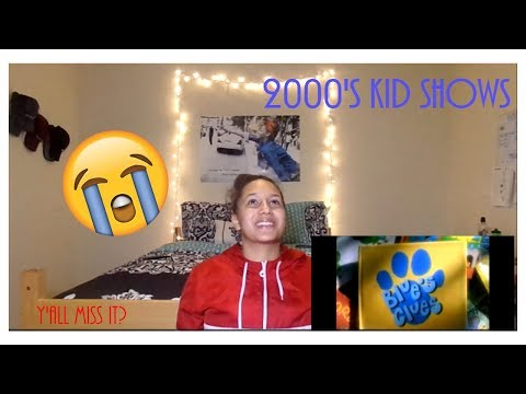 2000's Kid Shows | The Ultimate Collection! REACTION😭  | Cayley Cheyenne