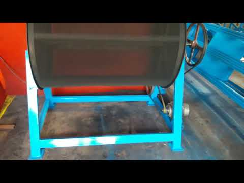 Rubber Band Waste Segrigater & S.Oil mixer, Dynamatic Engineering - 9655208071