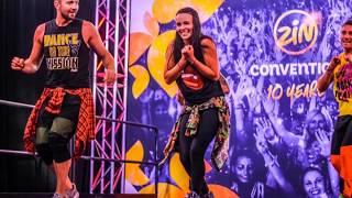 El perdón - Nicky Jam - Salsa - ZUMBA® fitness - Karolina Berezowska - ZINCON 2017