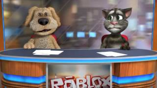 Tom and Ben news minecraft and roblox
