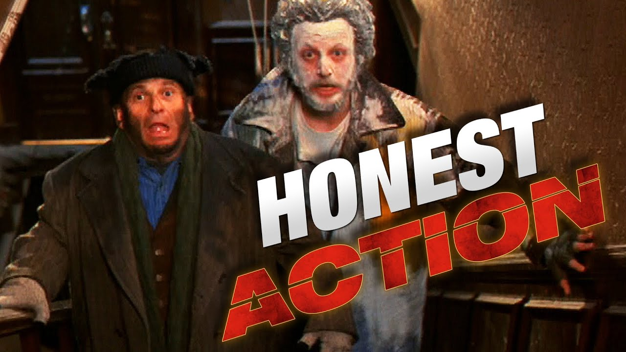 Honest Action Home Alone
