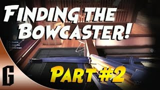 Prey - Part 2 - The Huntress Bowcaster Location and More!