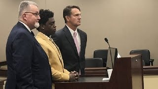 Kodak Black released but is he in violation of his SC bond?