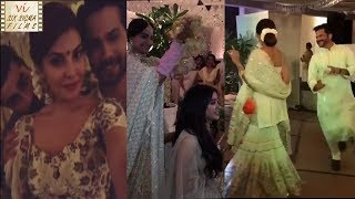 Sonam Kapoor's Wedding Sangeet Dance |  Full Video |  Ft Top Bollywood Stars | Six Sigma Films
