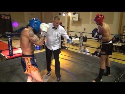 9 Jonas Anissin vs Kenneth Larsen 85kg King of the Ring 3dec  16