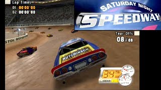 Saturday Night Speedway ... (PS2)