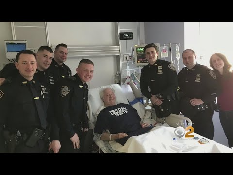 NYPD Officers Save Tourist
