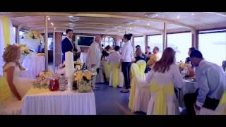 Лимонная свадьба Василия и Валентины. 5.06.2015 Москва