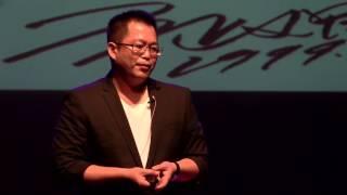 The Name They Put On Me | Alex Wang | TEDxHKBU