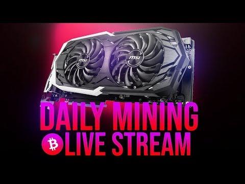 Crypto Show Radeon 7 mining results up finally ?