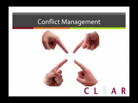 CLEAR Program - Teamwork and Conflict Resolution Tutorial