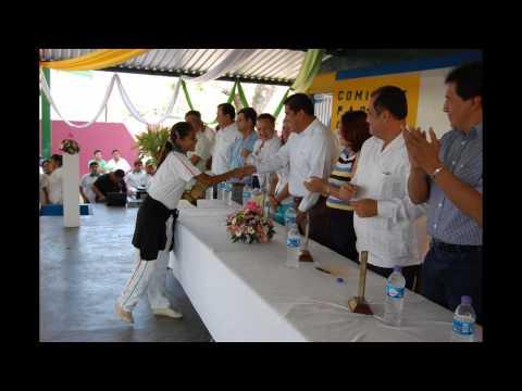 El Papelote TV 40 Aniversario de la escuela Secundaria Emilio Rabasa Estevanel en la inauguracion