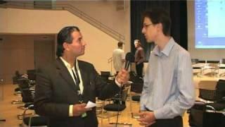 Sanjay Sauldie im Interview mit Christoph Janz