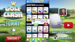 Golf Clash, A clubguide for each tour! Tour 1-11