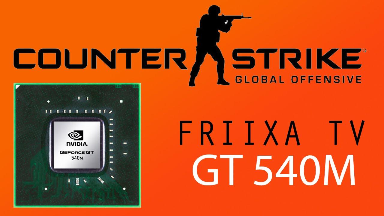 CS:GO on Geforce GT 540M