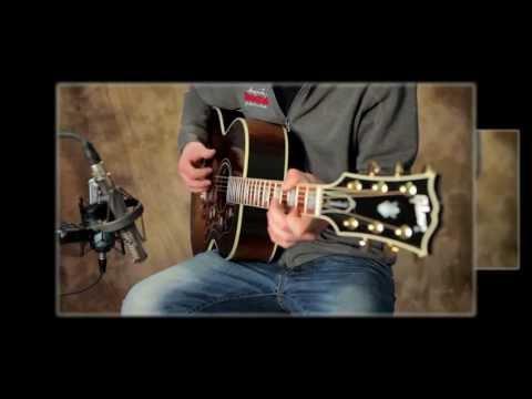 Gibson J-200 Vs Taylor 618