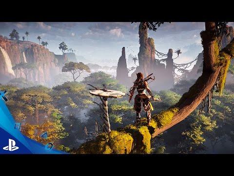 La creación de un nuevo mundo   Horizon Zero Dawn