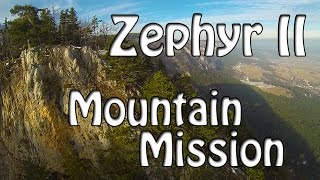 Zephyr II Mountain Mission