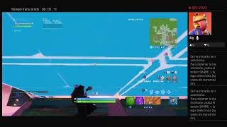 Playing FORTNITE. I have aimbot with the season10 heavy gun
