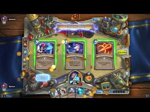Hearthstone Cheap Mage Deck, Spell Damage Intensive