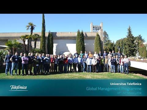 Universitas Telefónica presents: Global Management Programme Febrero 2018